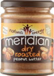 Masło orzechowe - Meridian dry roasted Peanut Butter 280g - Masło orzechowe, MERIDIAN dry roasted PEANUT BUTTER - dry-roast-peanut-butter-hi-res-png_productimageport.png