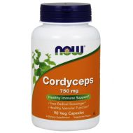 NOW CORDYCEPS KORDYCEPS 750mg ODPORNOŚĆ 90 caps. - now-foods-cordyceps-750mg-90kaps_okladka.jpg