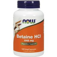 NOW BETAINE HCL HCI 648mg PEPSYNA USA ORIGINAL 120 - now_hcl.jpg