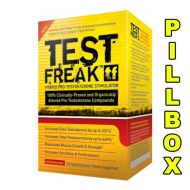 Pharma Freak Test FREAK [120 kaps.] + Pillbox - Test freak - skuteczny wzrost testosteronu - pharma-freak-test-freak-120kap-pillbox.jpg